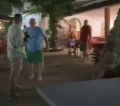 Вижте нападението над екипа на БНТ в Созопол (Видео)