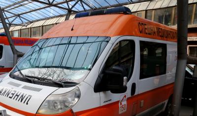 Работник е с опасност за живота след трудова злополука в Русе