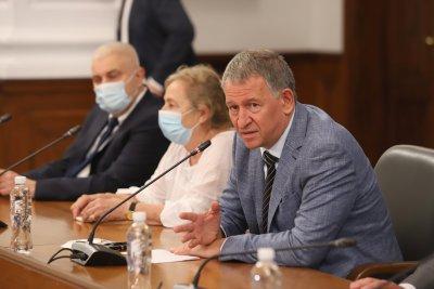 Новият Обществен съвет за ваксините заседава за първи път