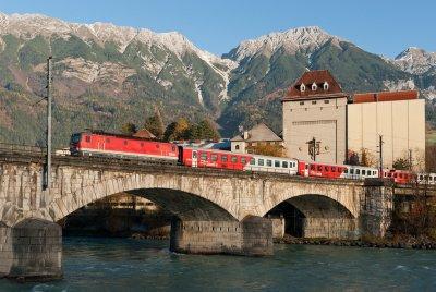 Влак с ученици дерайлира в Австрия