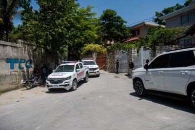 Трима от ликвидираните убийци на президента на Хаити са чужденци