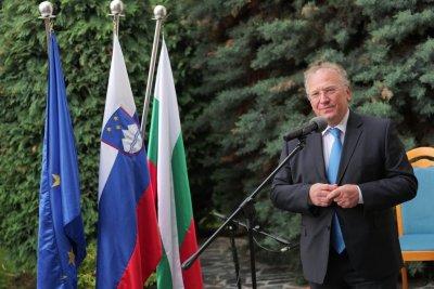 Външният министър поздрави Словения за европейското ѝ председателство