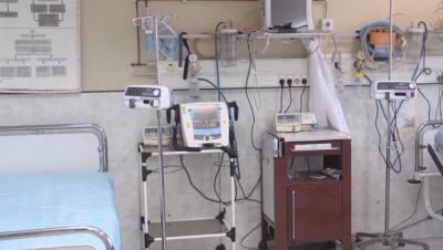 Задържаха крадците на инсталация за кислород от болницата в Ямбол