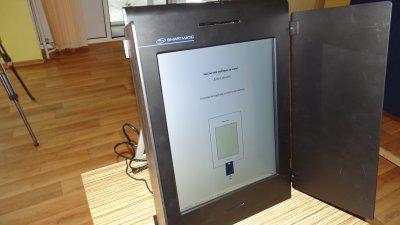 20,53% е избирателната активност в Благоевград към 17.30 часа