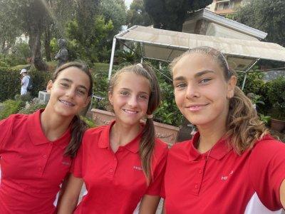 България е на финал на Европейската купа по тенис за девойки до 14 г.