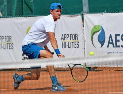 Лазаров не успя да стигне до финал в Белград