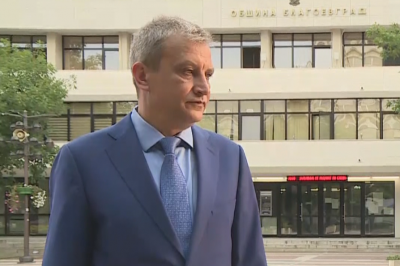 Новият кмет на Благоевград Илко Стоянов спечели близо 56% от гласовете