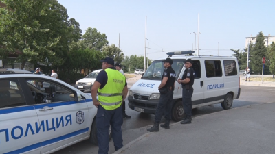 Акция на полицията срещу купуването на гласове във Великотърновско