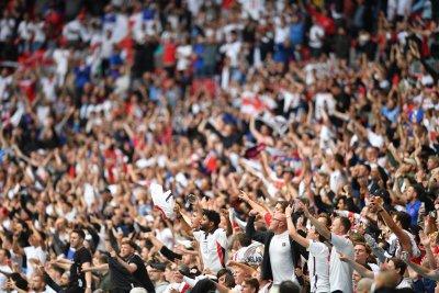 Без английски фенове на 1/4-финала Англия - Украйна в Рим