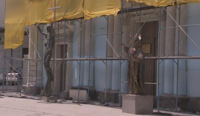 Назначиха проверка на спорния ремонт на католическата катедрала в Пловдив