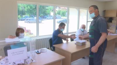 Втори тур за избор на кмет в село Памидово