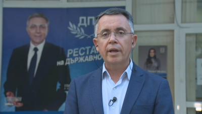 Хасан Азис: България се нуждае от диалог и сядане на масата