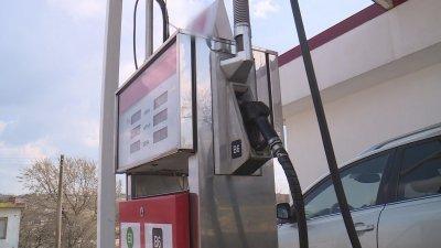 Теч на газ от бензиностанция затвори пътя Омуртаг - Търговище