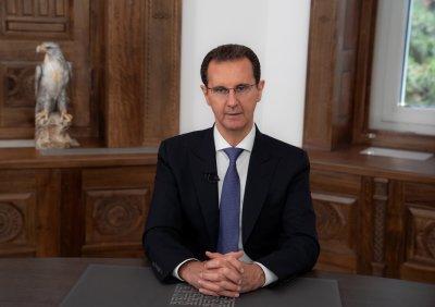 Асад положи клетва за президент на Сирия