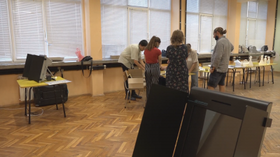 Видеозаснемане в реално време при отчитането на резултатите от вота