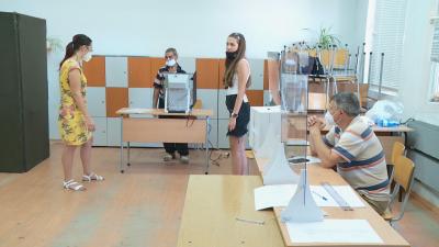 """Ниска избирателна активност в кв. """"Столипиново"""""""