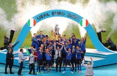 Италия е новият европейски шампион след драма с дузпи