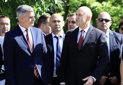 В един глас: Президентът и премиерът се обявиха за стабилно управление (ОБЗОР)