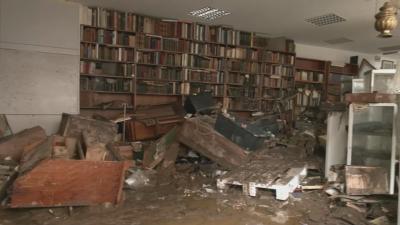 След потопа в Западна Европа: Расте броят на жертвите в Германия, Белгия обяви ден на траур