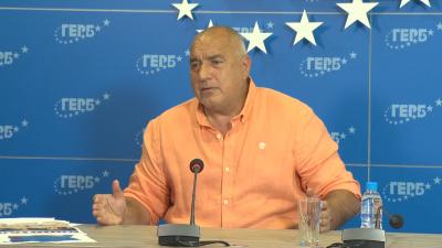 Борисов: Имаме кандидат за президент