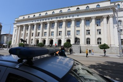 Сигнал за взривно устройство затвори Съдебната палата в София