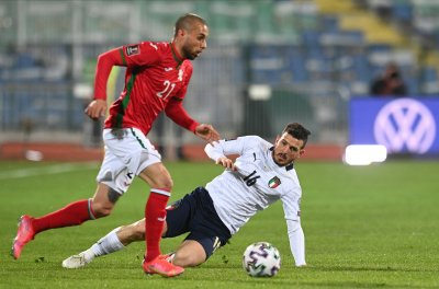 България ще се опита да спре Италия от изравняването на световен рекорд