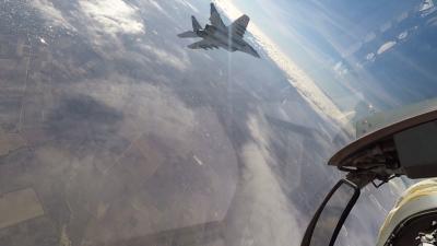 Три са основните версии за катастрофата с МиГ-29 край Шабла, сочи разследването