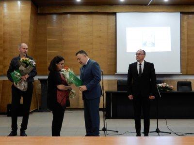 Маестро Теодор Добройков беше удостоен посмъртно с Наградата на Карлово за 2021 г.