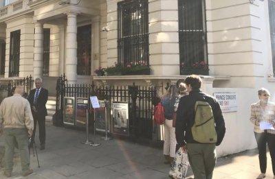 Без опашки и напрежение протичат изборите в Лондон