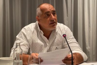 Борисов: От утрешния ден ще знаем дали ще има правителство