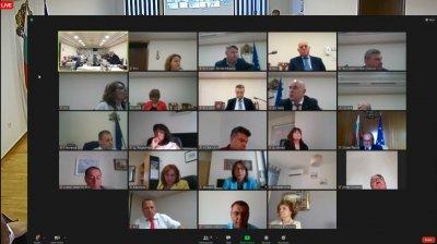 Пленумът на ВСС обсъжда предсрочното освобождаване на Иван Гешев