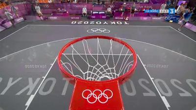 Ден 6: Баскетбол 3x3 (финали - мъже и жени)