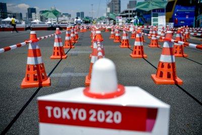 Токио вече живее в ритъма на Игрите