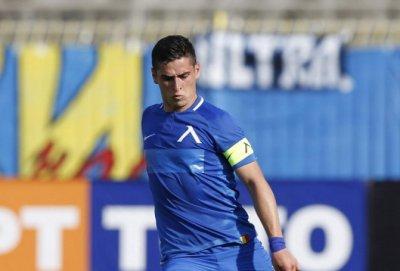 Иван Горанов вече тренира с Левски