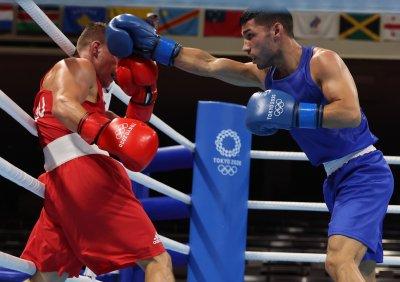Ден 4: Бокс (мъже, 52 кг) с участието на Даниел Асенов