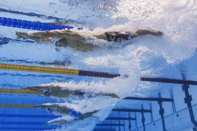 Ден 5: Плуване (серии) с участието на Любомир Епитропов