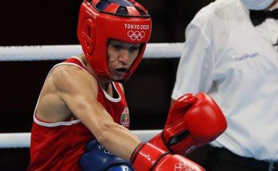 Ден 4: Бокс (жени, 57 кг) с участието на Станимира Петрова