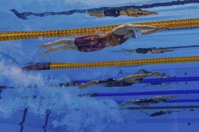 Ден 7: Плуване (полуфинали, финали)