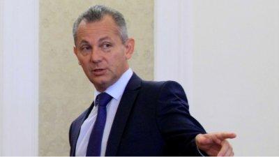 Бившият шеф на ДАНС Димитър Георгиев е задържан за незаконен лов