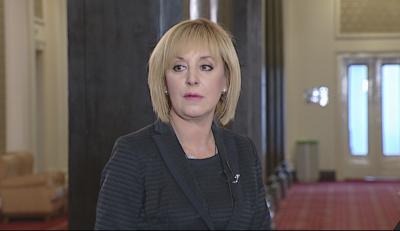 Мая Манолова внесе предложение за еднократна помощ при раждане