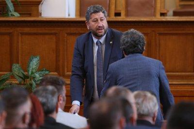 Първи сблъсъци в пленарна зала заради новите комисии