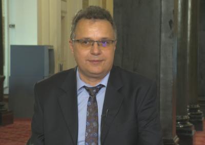 """Стоян Михалев: Ако третият мандат дойде при """"Демократична България"""", сме готови с предложения"""
