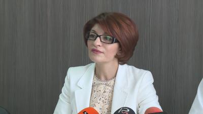 Десислава Атанасова: ГЕРБ-СДС остават категорична опозиция