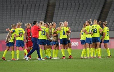 Звездите от футболния тим на САЩ с поражение срещу Швеция