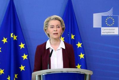 Фон дер Лайен: Целта от 70% ваксинирани в ЕС е постигната