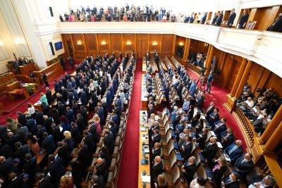 46-ото Народно събрание започна работа близо 100 дни след клетвата на предходния парламент (Обзор)