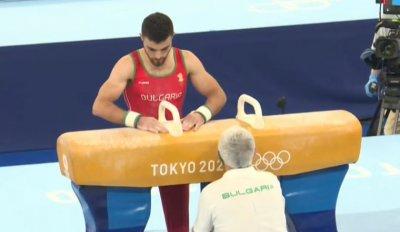 Ден 2: Спортна гимнастика с участието на Дейвид Хъдълстоун (Видео)