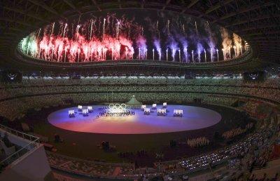 Церемонията по откриването на Игрите (Видео)