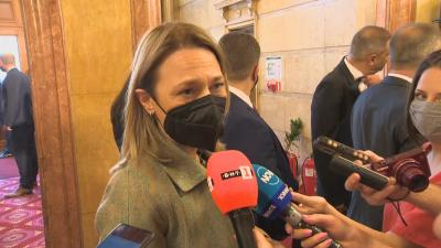 Ива Митева: Надявам се да се избере кабинет