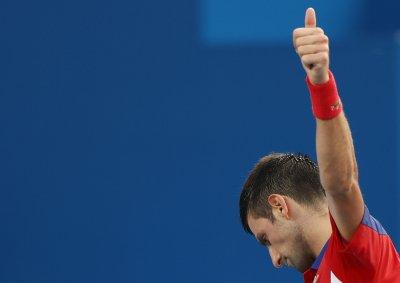 Ден 6: Тенис (1/8-финал, мъже) Джокович - Фокина
